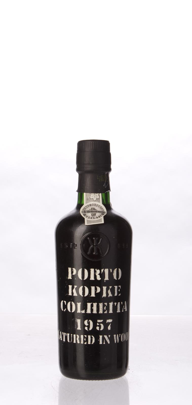 Kopke Colheita Port 1957, 375mL (RH94) from The BPW - Merchants of rare and fine wines.