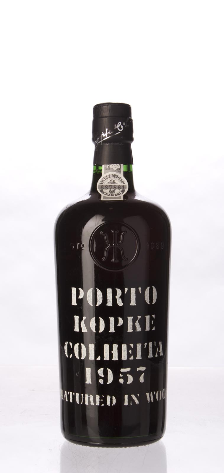 Kopke Colheita Port 1957, 750ml (RH94) from The BPW - Merchants of rare and fine wines.