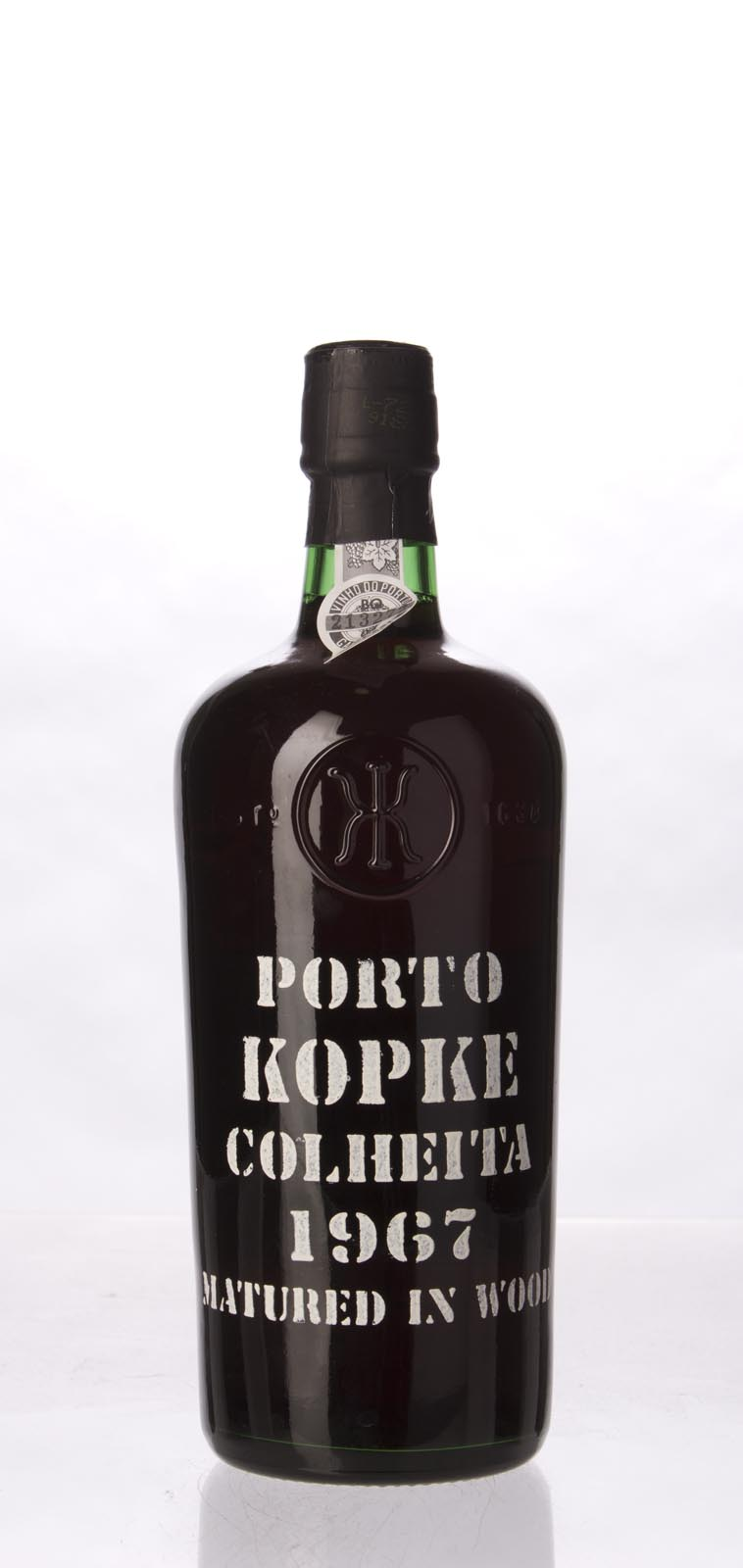 Kopke Colheita Port 1967, 750mL () from The BPW - Merchants of rare and fine wines.