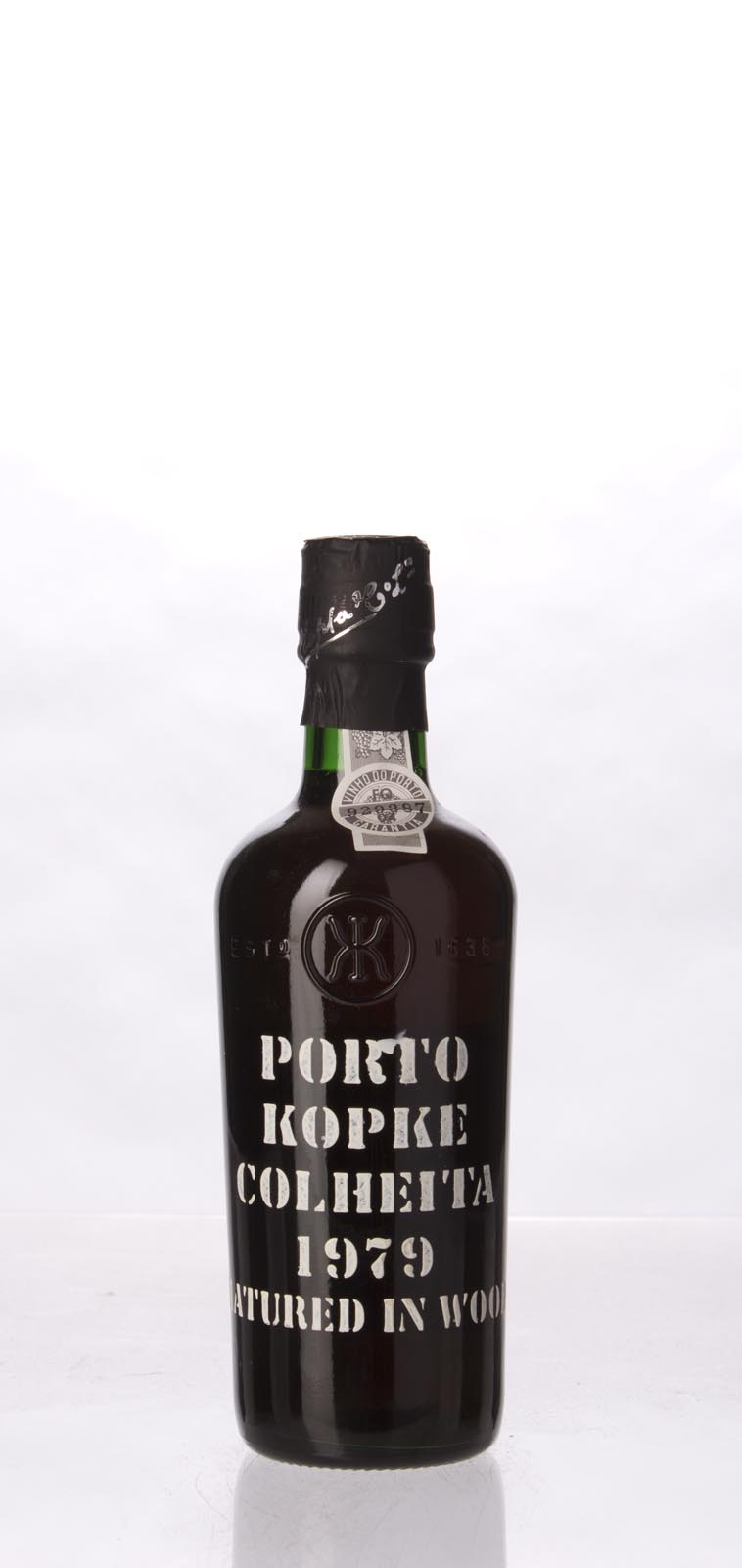 Kopke Colheita Port 1979, 375mL () from The BPW - Merchants of rare and fine wines.