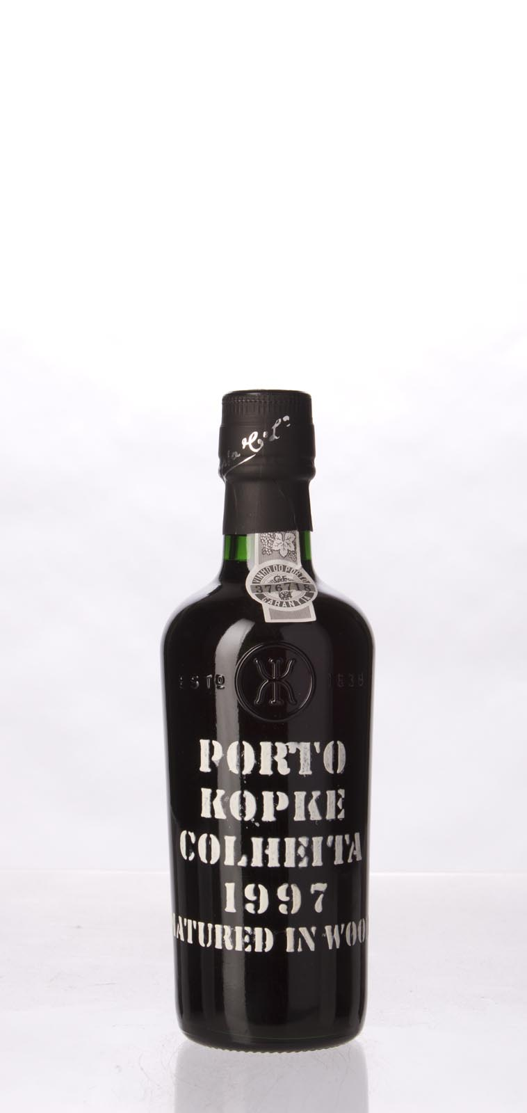 Kopke Colheita Port 1997, 375mL () from The BPW - Merchants of rare and fine wines.