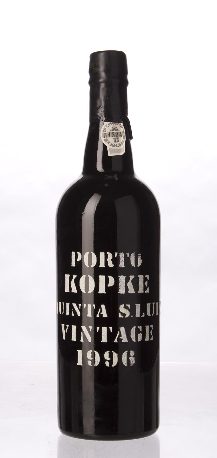Kopke Qiuinta Sao Luiz Vintage Port 1996, 750mL () from The BPW - Merchants of rare and fine wines.