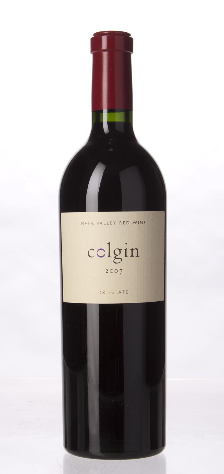 Colgin Proprietary Red IX Estate 2007, 750mL (WA100) from The BPW - Merchants of rare and fine wines.