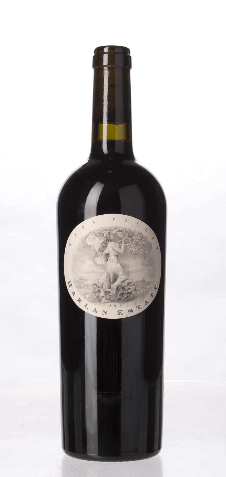 Harlan Estate Proprietary Red 1991, 750mL (WA97) from The BPW - Merchants of rare and fine wines.