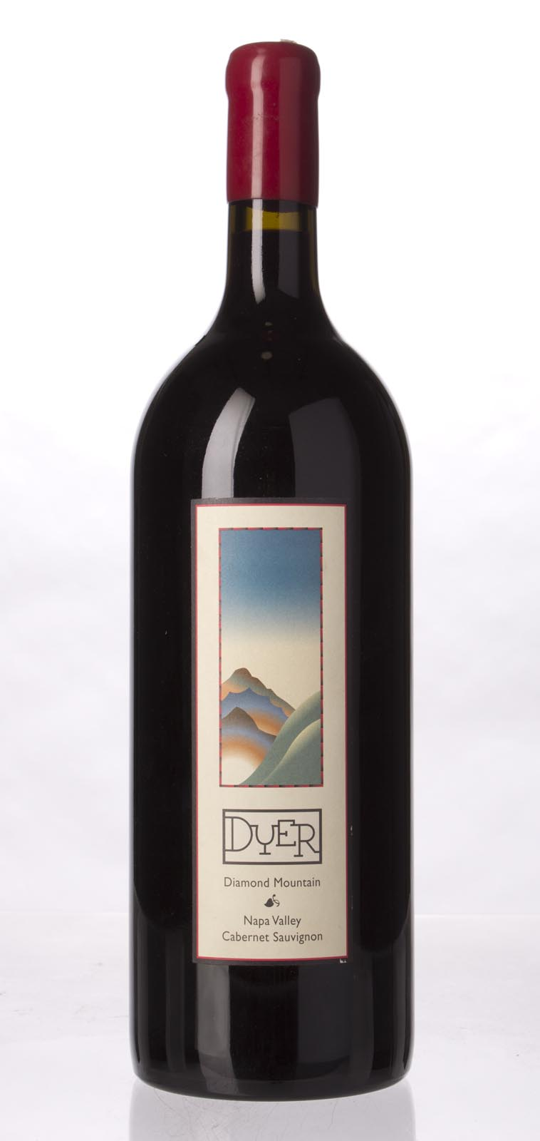 Dyer Cabernet Sauvignon Diamond Mountain 2001, 1.5L () from The BPW - Merchants of rare and fine wines.