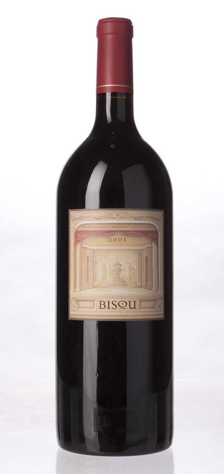 James Johnson Cabernet Sauvignon Bisou 2001, 1.5L () from The BPW - Merchants of rare and fine wines.
