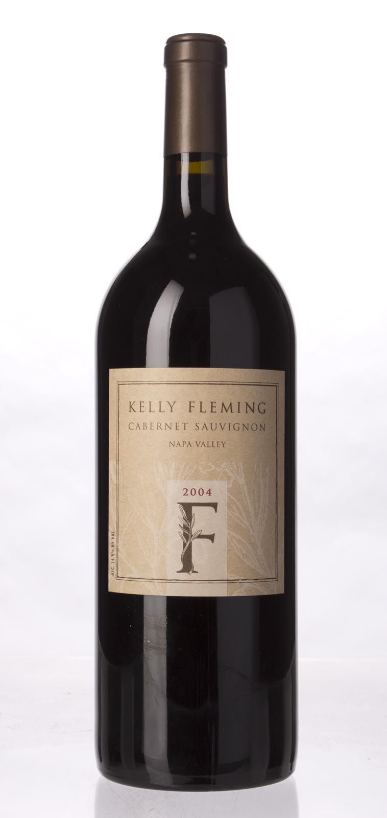 Kelly Fleming Cabernet Sauvignon Napa Valley 2004, 1.5L (WS90) from The BPW - Merchants of rare and fine wines.