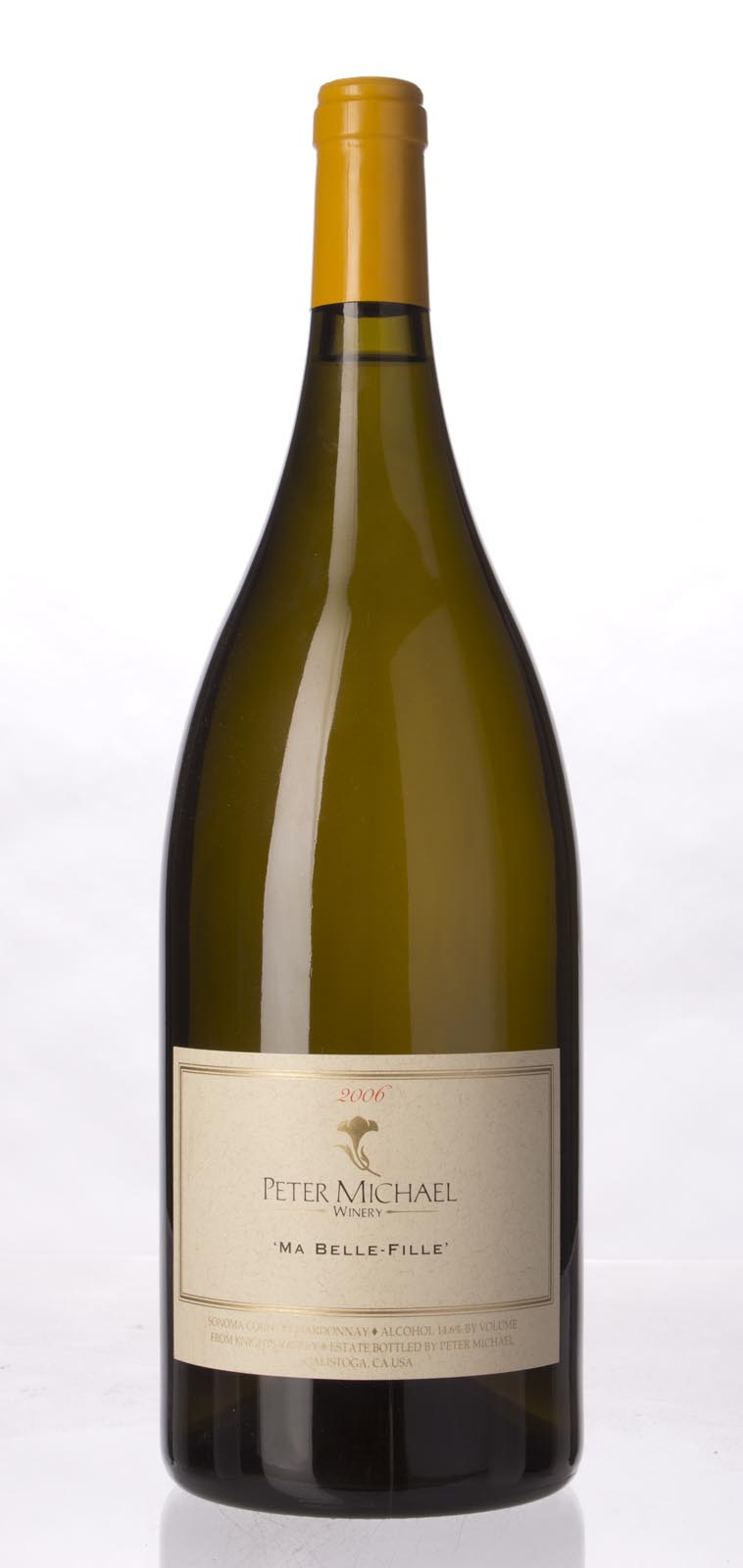 Peter Michael Winery Chardonnay Ma Belle Fille 2006, 1.5L (WA94, ST94, WS94) from The BPW - Merchants of rare and fine wines.