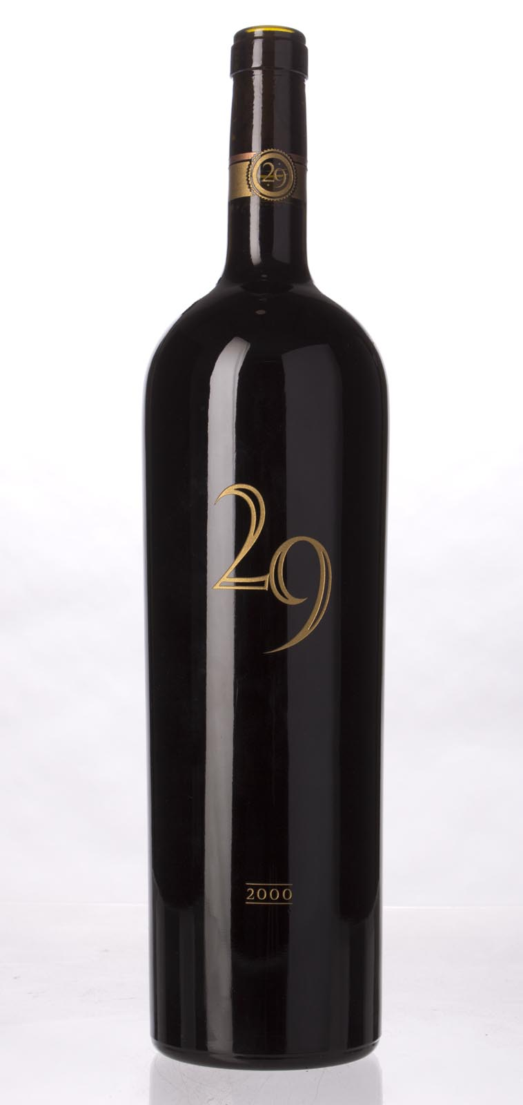 Vineyard 29 Cabernet Sauvignon Napa Valley 2000, 1.5L () from The BPW - Merchants of rare and fine wines.