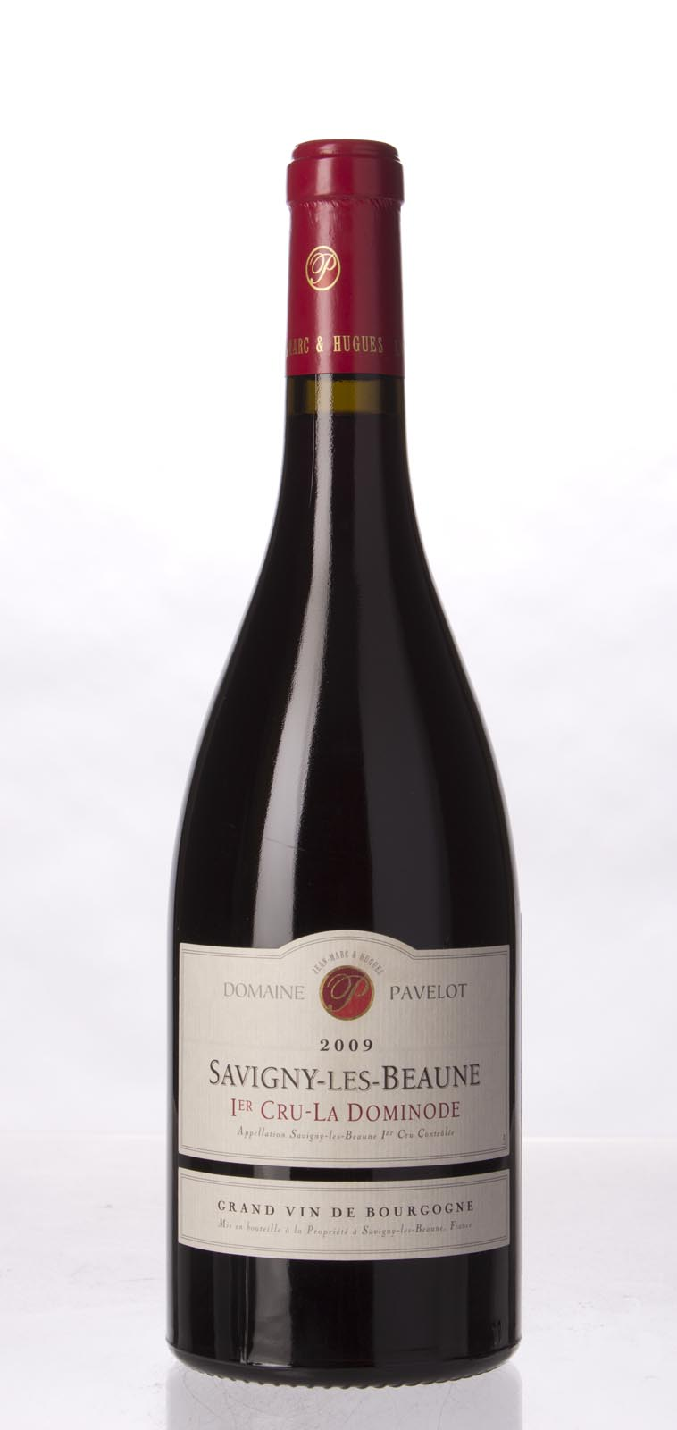 Domaine Jean Marc Pavelot Savigny les Beaune la Dominode 2009, 750mL (BH92-94, ST93) from The BPW - Merchants of rare and fine wines.