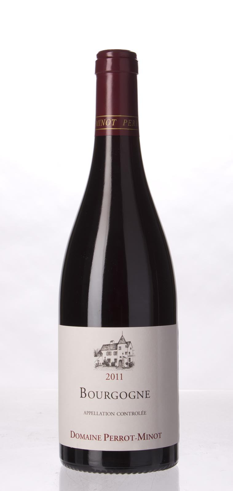 Domaine Perrot Minot Bourgogne Vieilles Vignes 2011,  () from The BPW - Merchants of rare and fine wines.