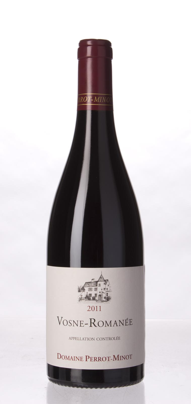 Domaine Perrot Minot Vosne Romanee Vieilles Vignes 2011, 750mL () from The BPW - Merchants of rare and fine wines.