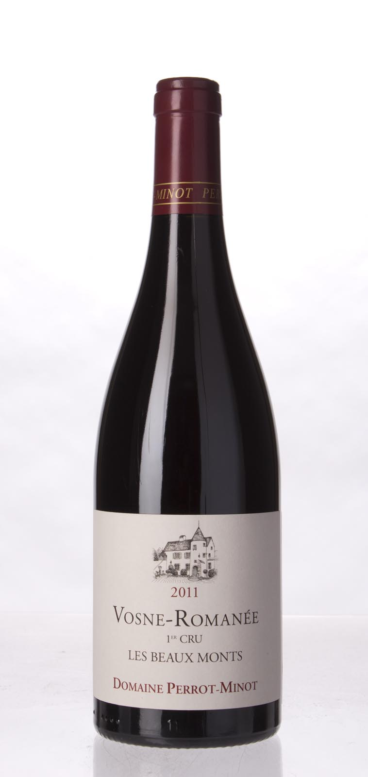 Domaine Perrot Minot Vosne Romanee les Beaux Monts Vieilles Vignes 2011, 750mL (BH91-94, ST90-93) from The BPW - Merchants of rare and fine wines.