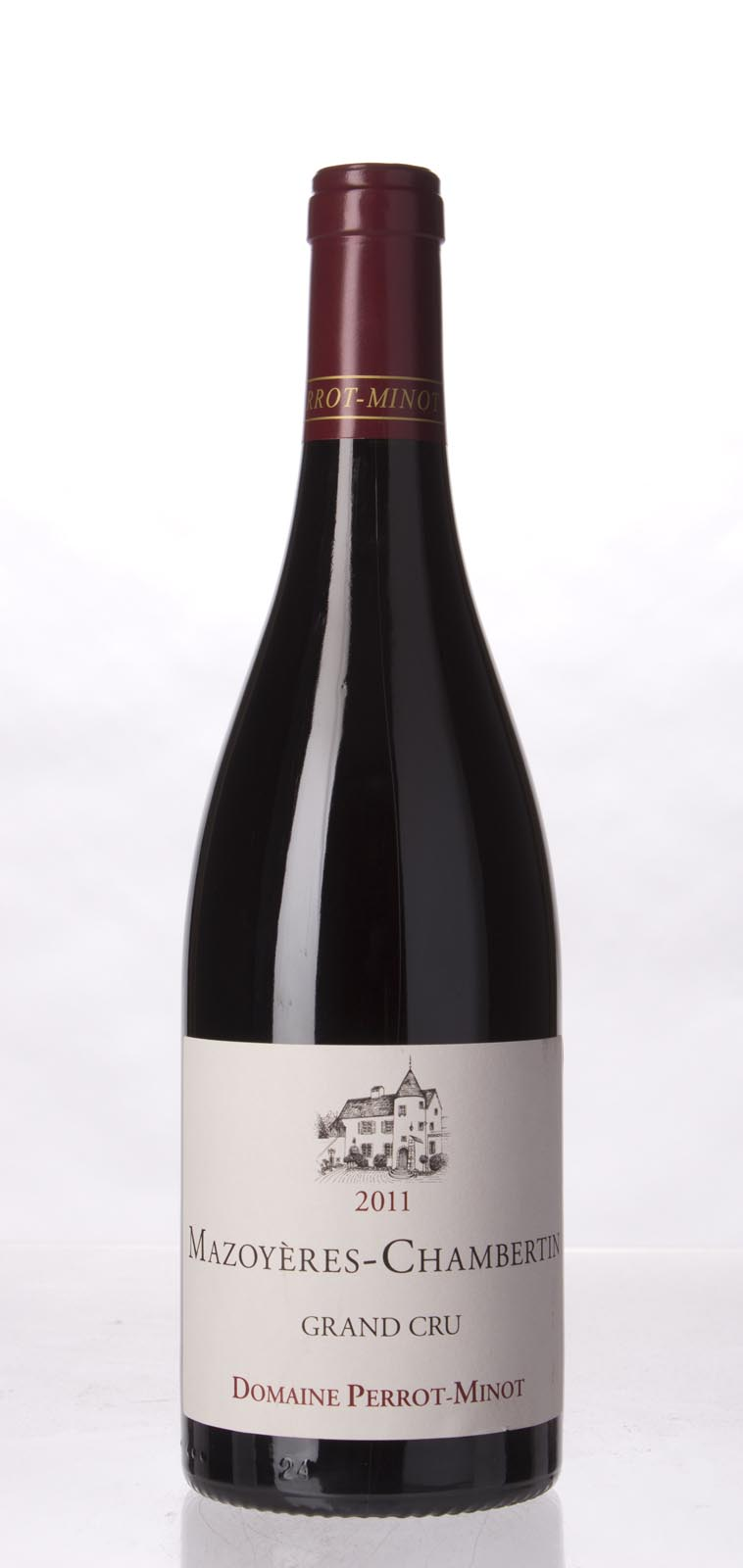 Domaine Perrot Minot Mazoyeres Chambertin Vieilles Vignes 2011, 750mL (BH93-95, ST92-94) from The BPW - Merchants of rare and fine wines.