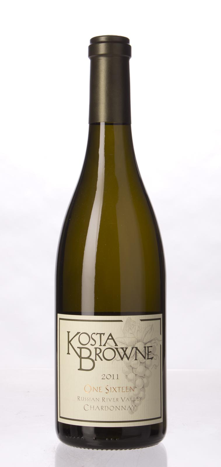 Kosta Browne Chardonnay One Sixteen 2011, 750mL (ST91) from The BPW - Merchants of rare and fine wines.