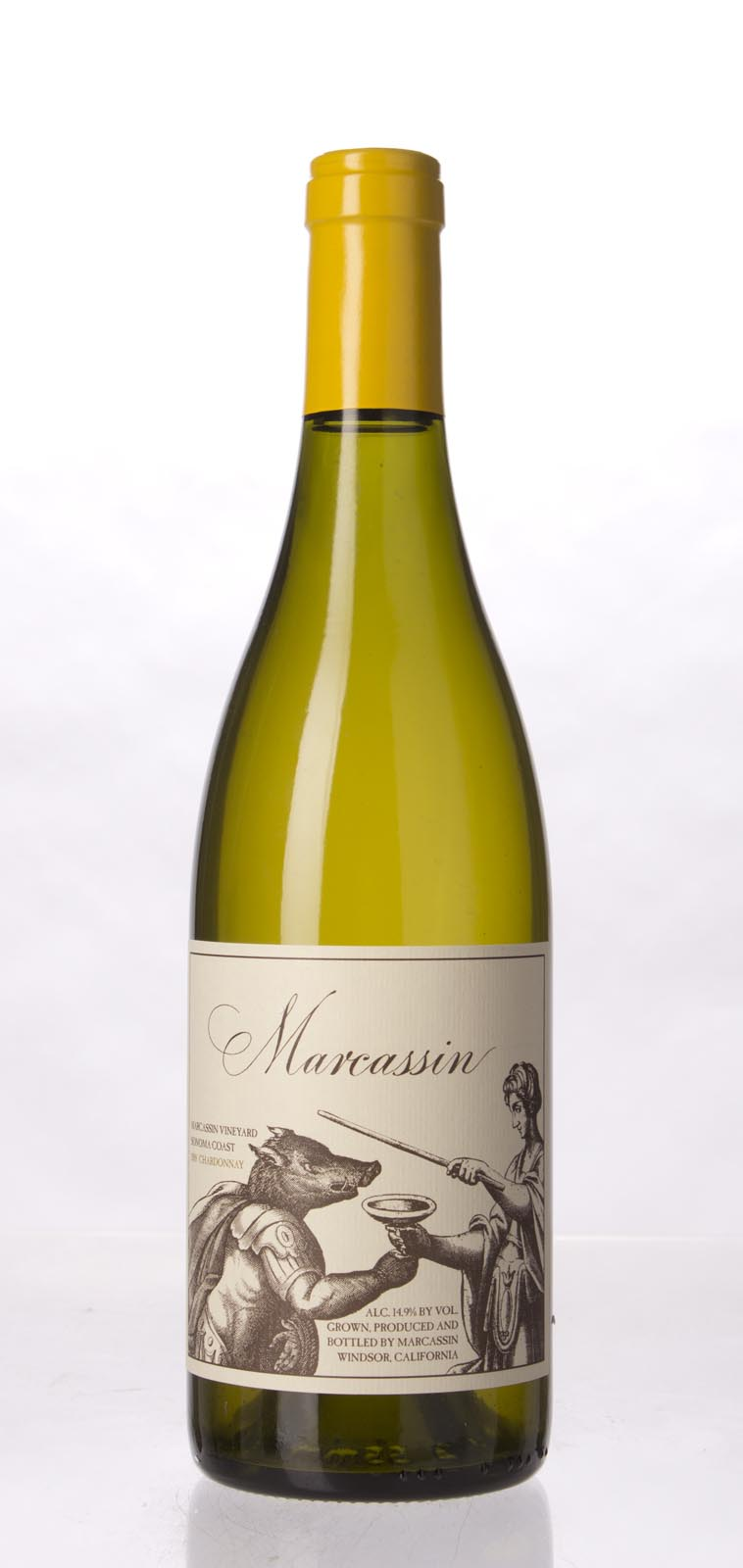 Marcassin Chardonnay Marcassin Vineyard 2008, 750mL (WA100) from The BPW - Merchants of rare and fine wines.