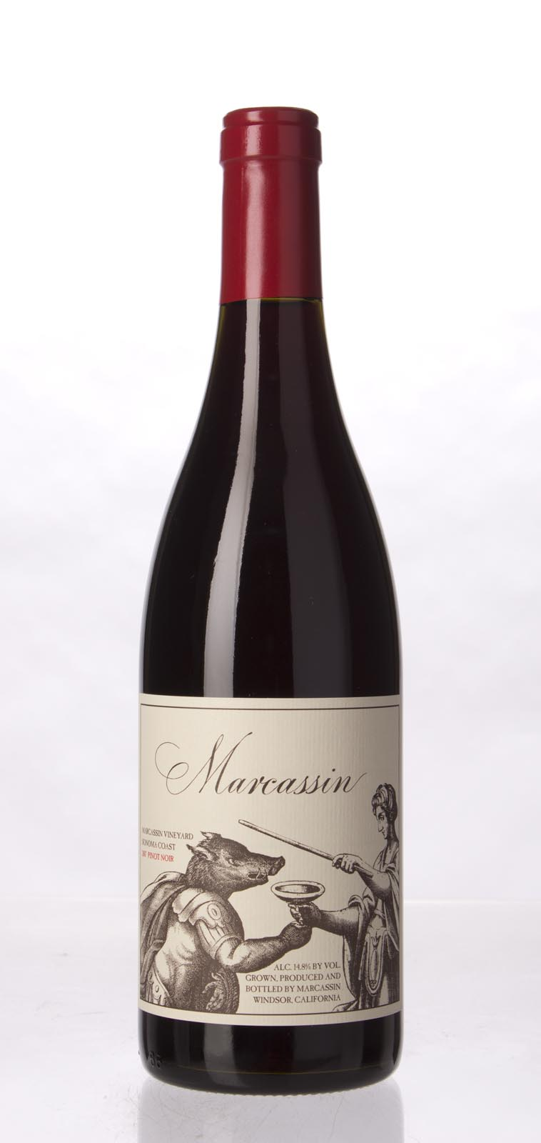 Marcassin Pinot Noir Marcassin Vineyard 2007, 750mL (WA99+) from The BPW - Merchants of rare and fine wines.