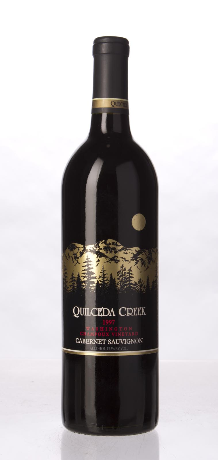 Quilceda Creek Cabernet Sauvignon 1997, 750mL (WA94) from The BPW - Merchants of rare and fine wines.