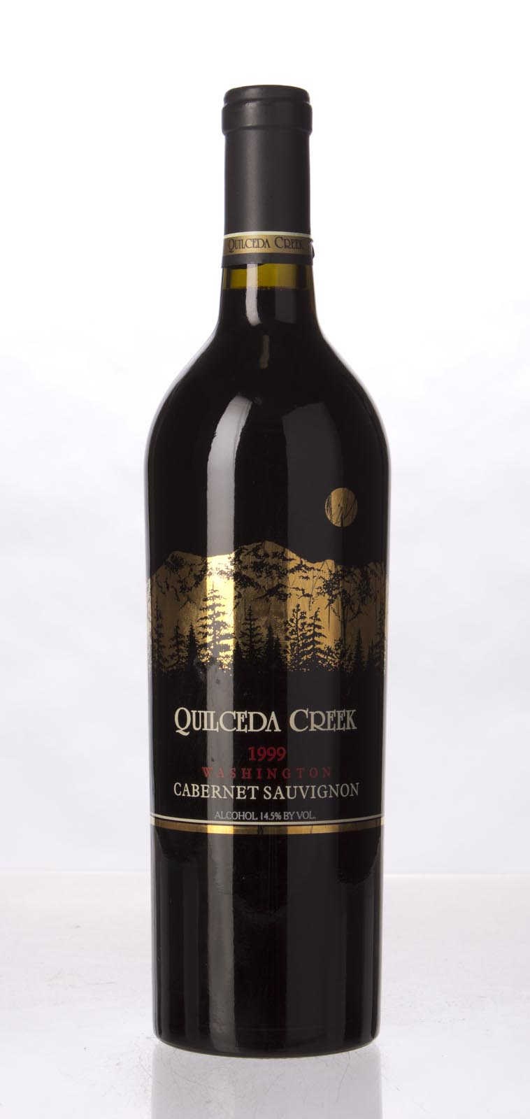 Quilceda Creek Cabernet Sauvignon 1999, 750mL (WA98) from The BPW - Merchants of rare and fine wines.