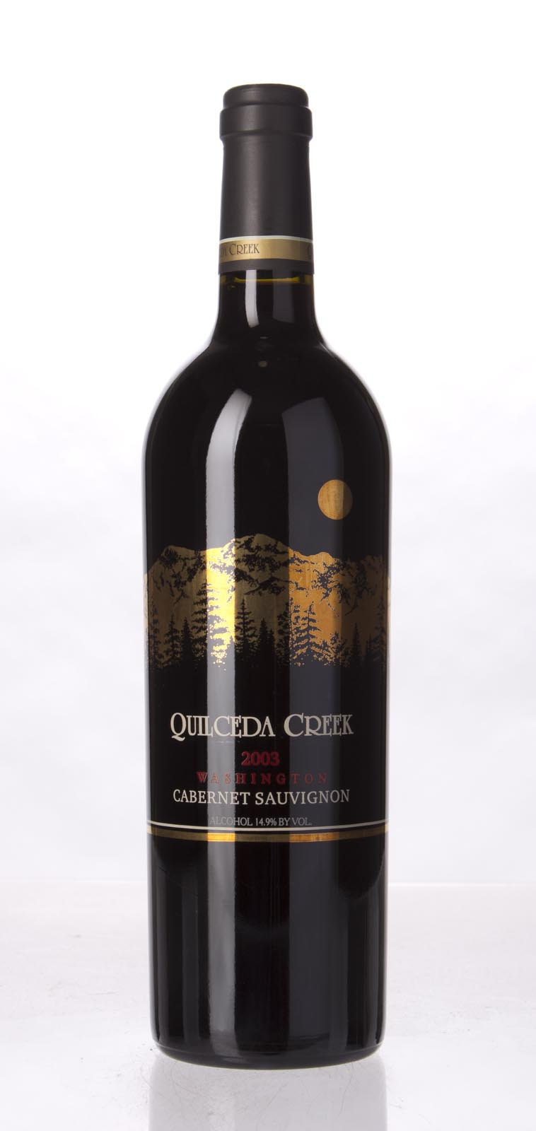 Quilceda Creek Cabernet Sauvignon 2003, 750mL (WA100) from The BPW - Merchants of rare and fine wines.