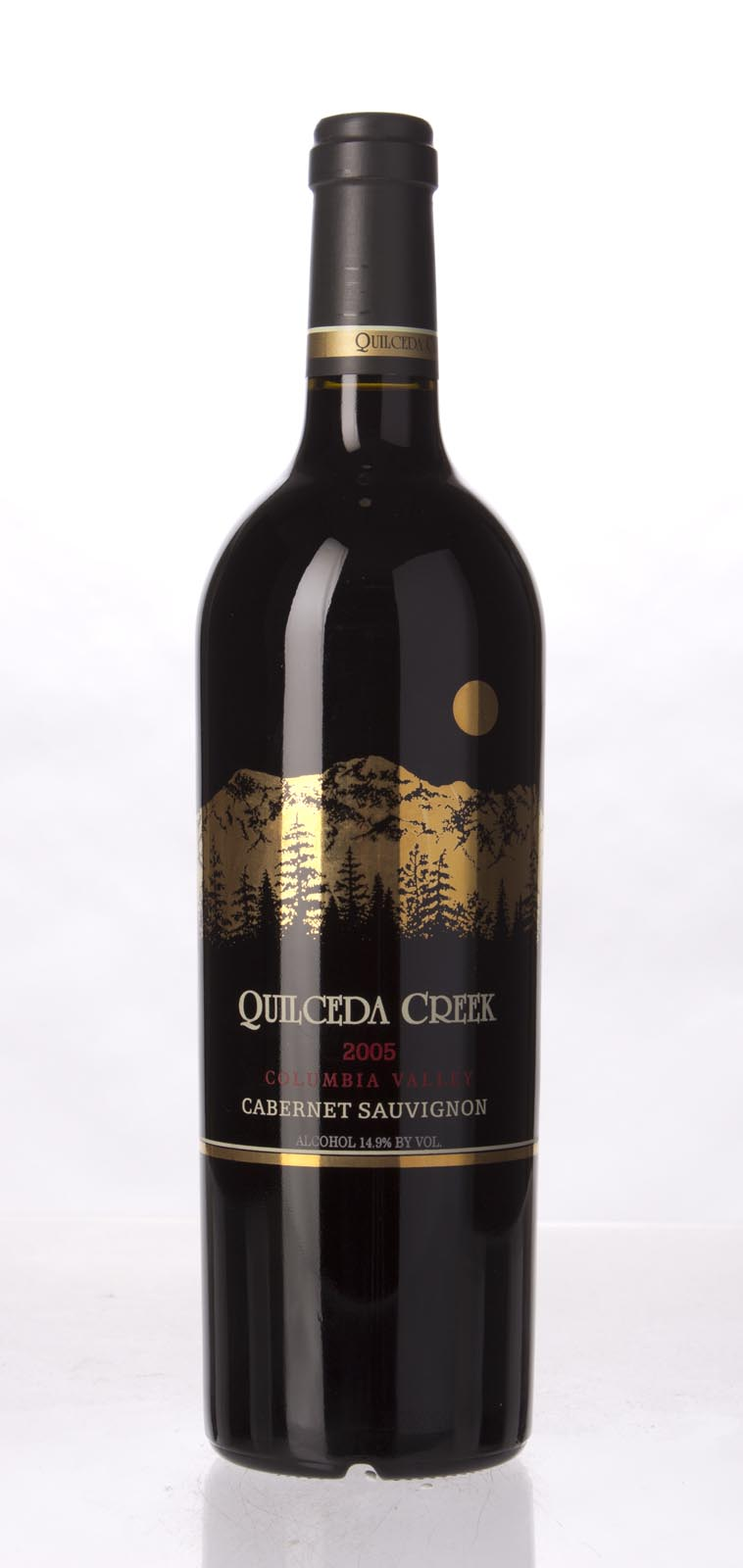 Quilceda Creek Cabernet Sauvignon 2005, 750mL (WA100) from The BPW - Merchants of rare and fine wines.