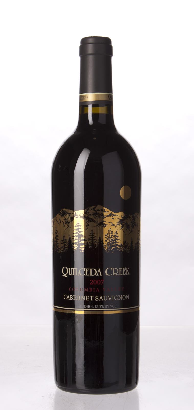 Quilceda Creek Cabernet Sauvignon 2007, 750mL (WA100) from The BPW - Merchants of rare and fine wines.
