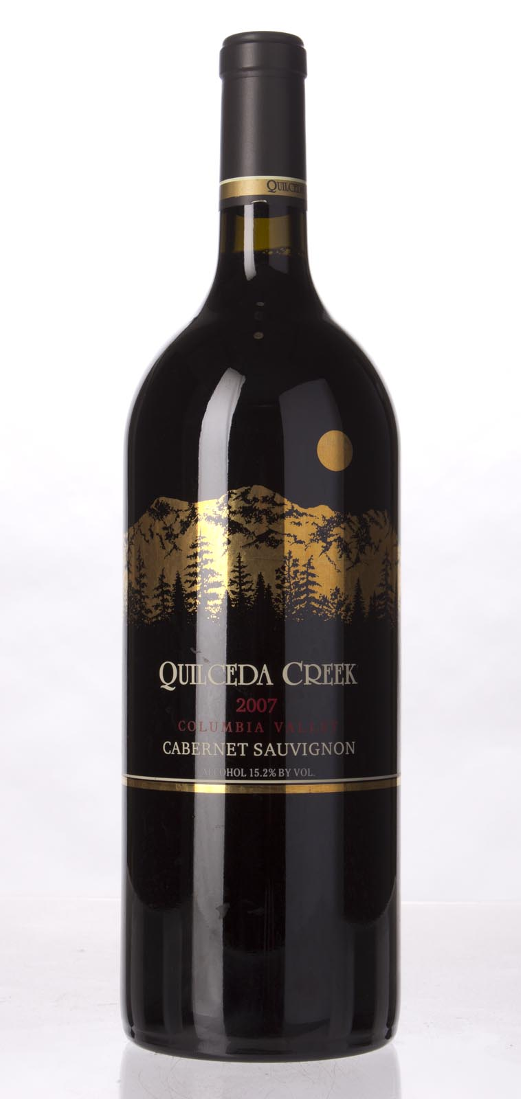 Quilceda Creek Cabernet Sauvignon 2007, 1.5L (WA100, ST95+, WS94) from The BPW - Merchants of rare and fine wines.