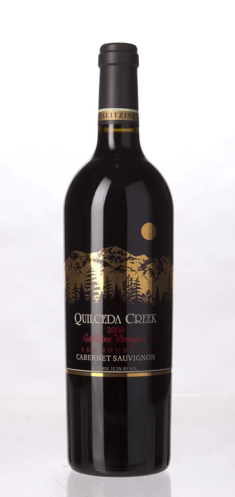 Quilceda Creek Cabernet Sauvignon Galitzine Vineyard 2009, 750mL (WA93, ST94+) from The BPW - Merchants of rare and fine wines.