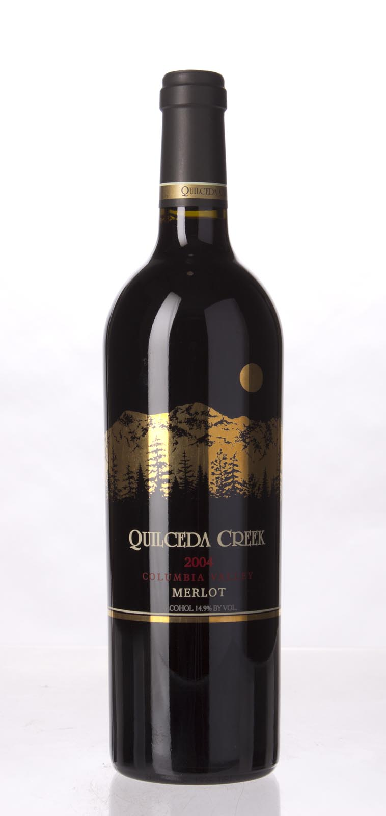 Quilceda Creek Merlot 2004, 750mL (WA94, ST93) from The BPW - Merchants of rare and fine wines.