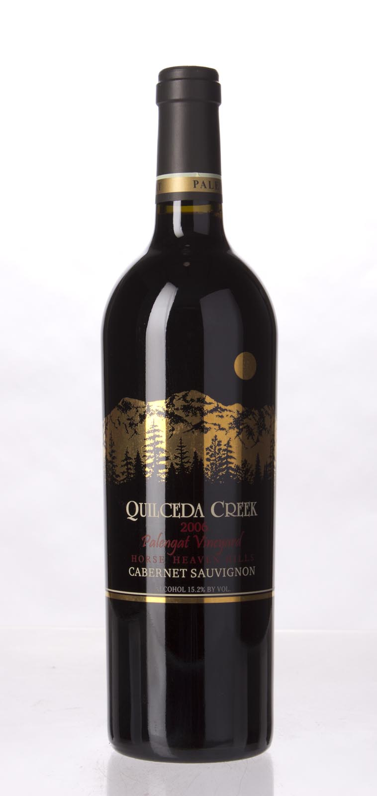 Quilceda Creek Proprietary Red Palengat Vineyard 2006, 750mL (WA95) from The BPW - Merchants of rare and fine wines.