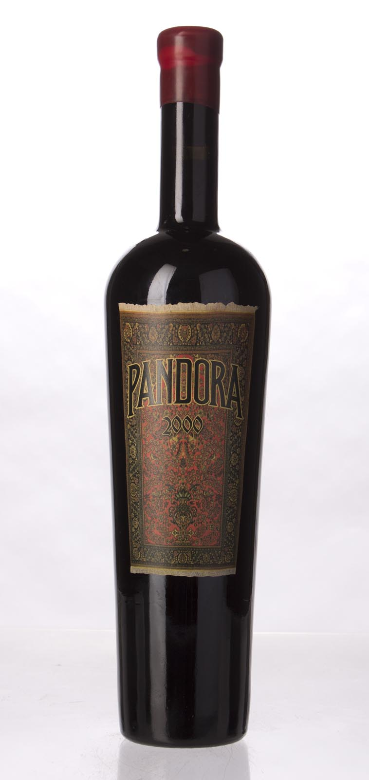 Alban Vineyards Pandora 2000, 750mL (WA91, ST92) from The BPW - Merchants of rare and fine wines.