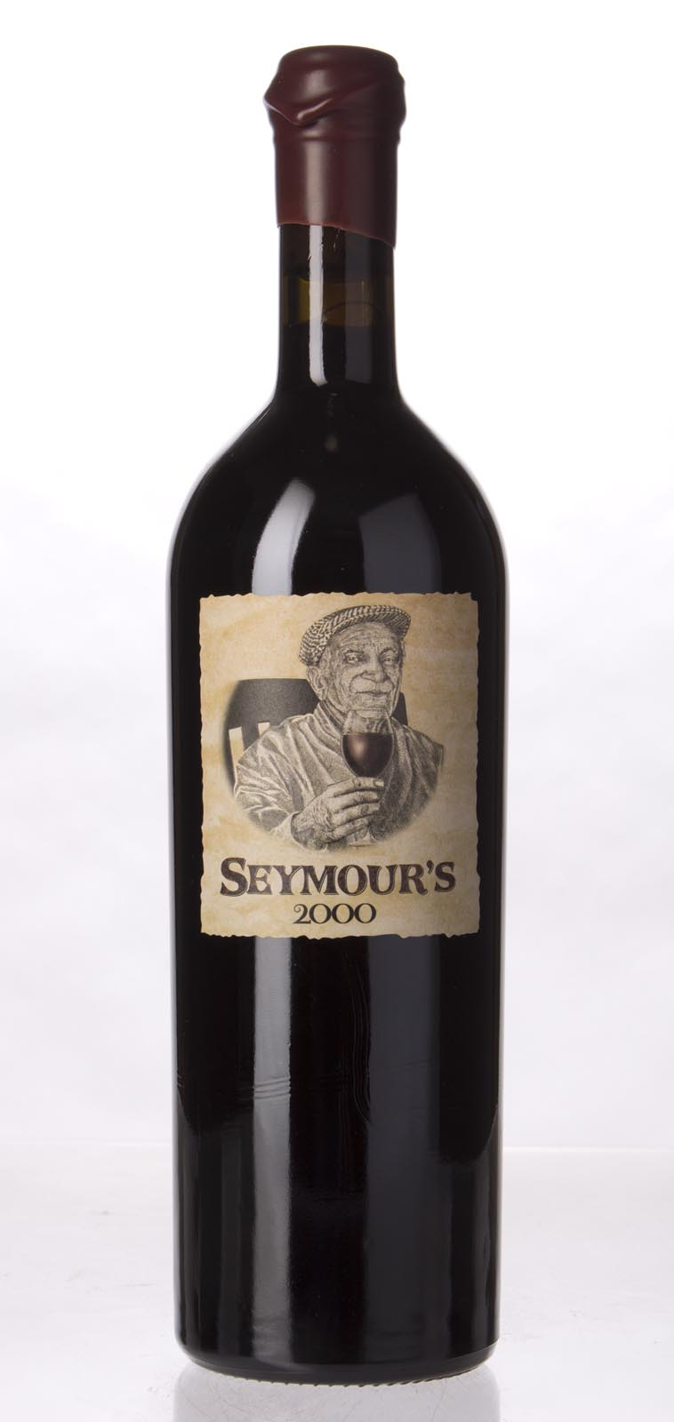Alban Vineyards Syrah Seymour`s Vineyard 2000, 750mL (WA96, WS96) from The BPW - Merchants of rare and fine wines.