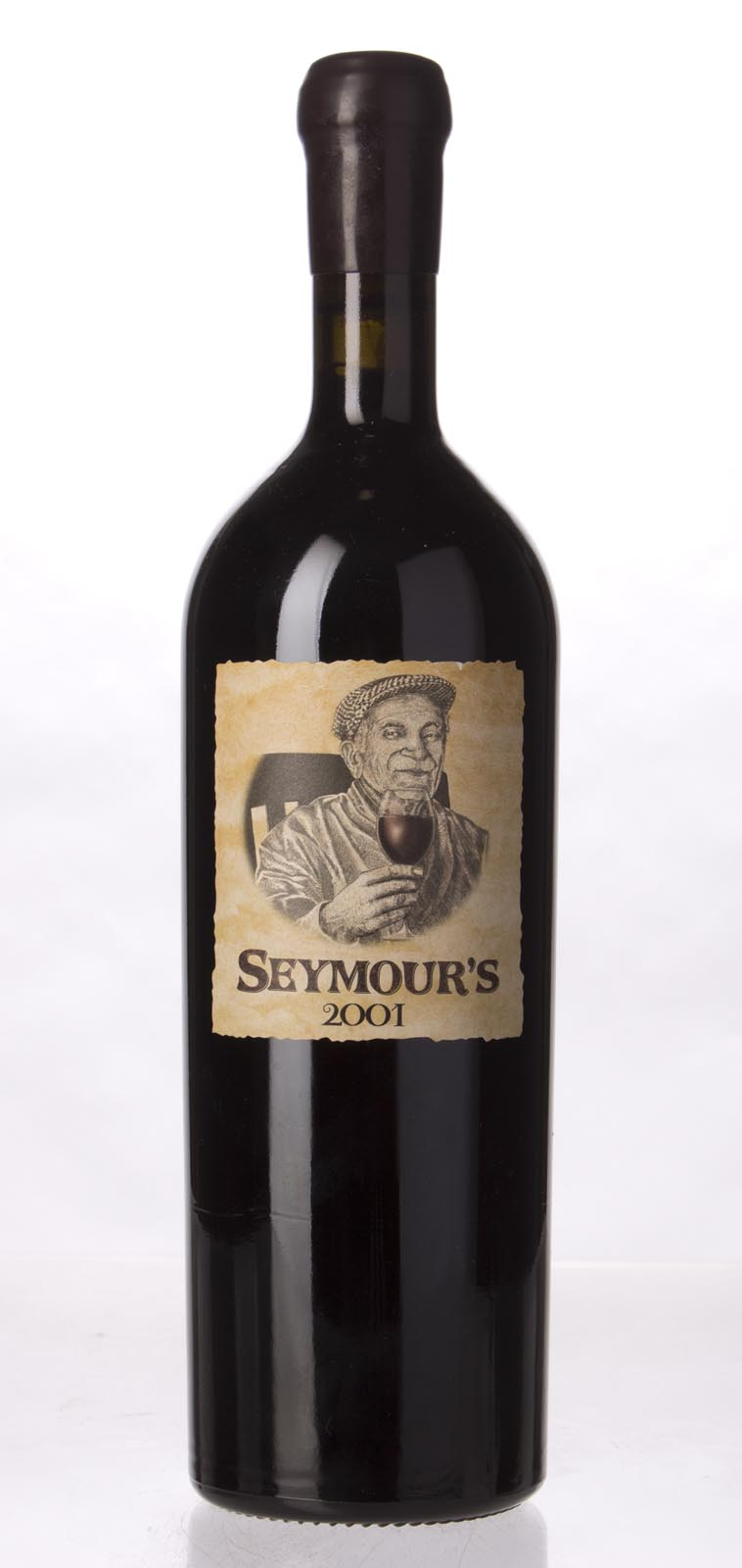 Alban Vineyards Syrah Seymour`s Vineyard 2001, 750mL (WA95, WS95) from The BPW - Merchants of rare and fine wines.