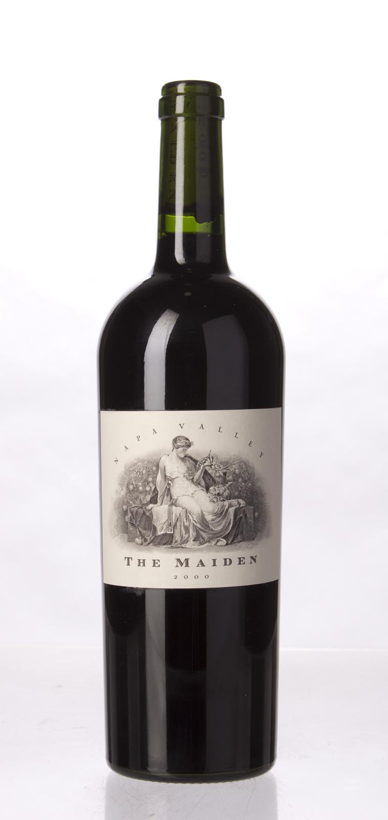 Harlan Estate The Maiden 2000, 750mL (WS92) from The BPW - Merchants of rare and fine wines.