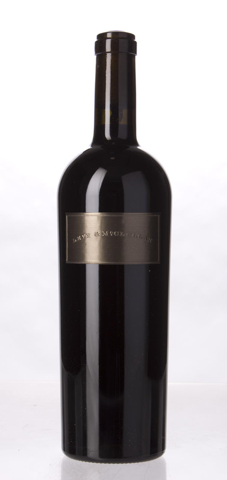 Levy and McClellan Cabernet Sauvignon 2004,  (WA96, WS95) from The BPW - Merchants of rare and fine wines.