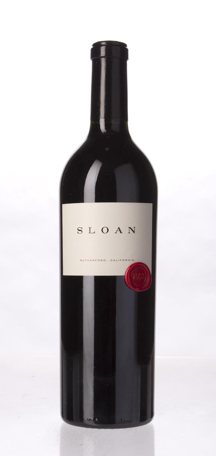 Sloan Proprietary Red 2003, 750mL (WA96+) from The BPW - Merchants of rare and fine wines.
