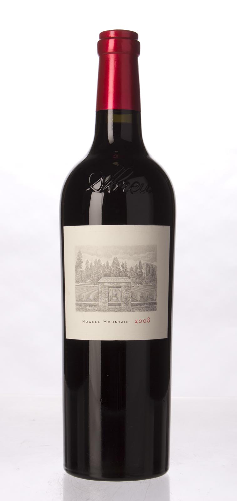 Abreu Cabernet Sauvignon Howell Mountain 2008,  (WA96+) from The BPW - Merchants of rare and fine wines.