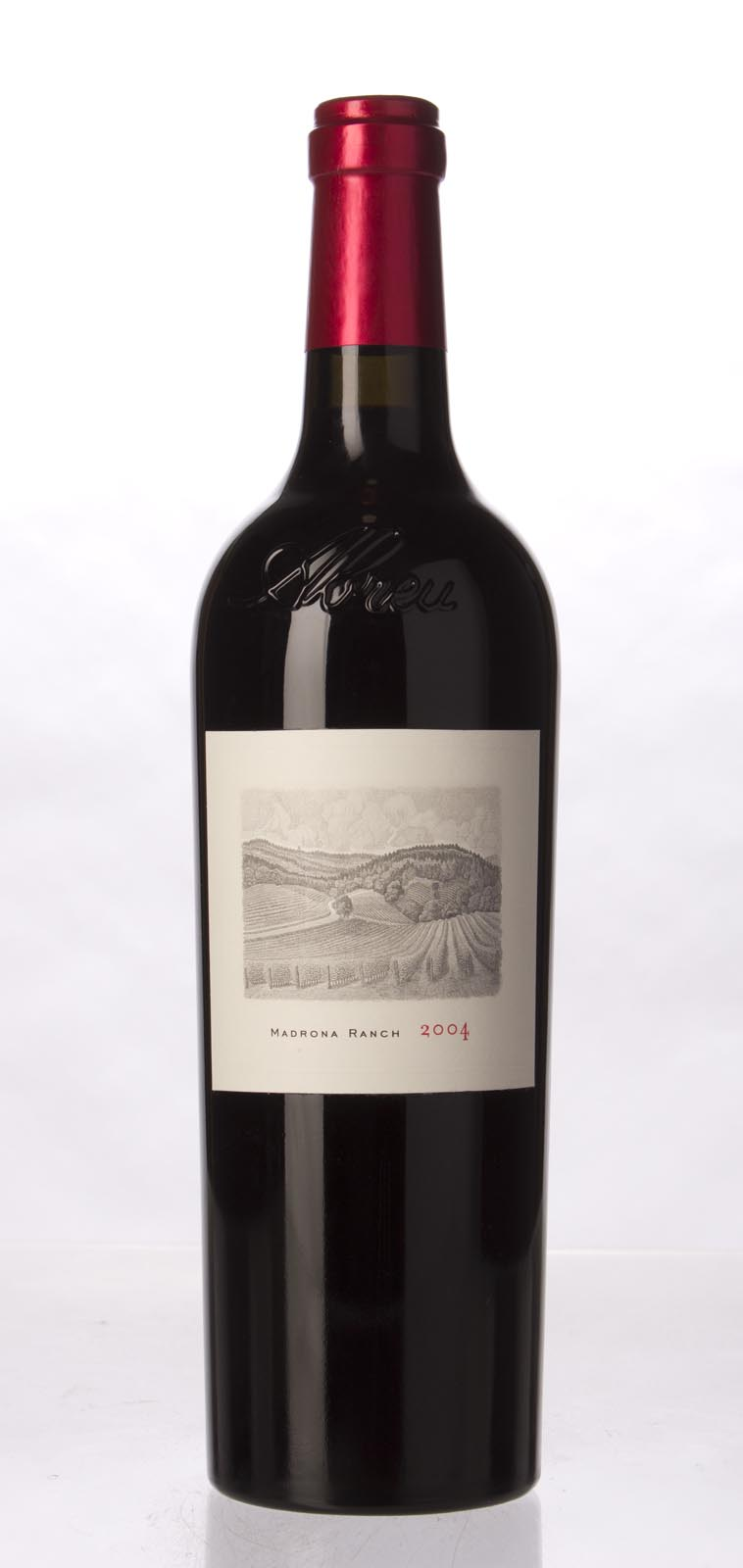 Abreu Cabernet Sauvignon Madrona Ranch 2004, 750mL (WA97) from The BPW - Merchants of rare and fine wines.