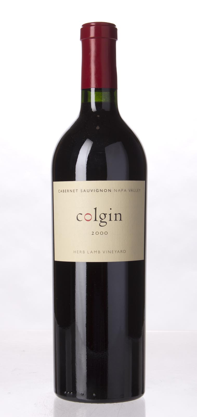 Colgin Cabernet Sauvignon Herb Lamb Vineyard 2000, 750mL (WS95) from The BPW - Merchants of rare and fine wines.