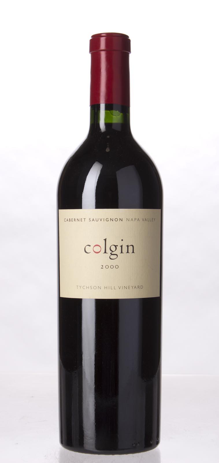 Colgin Cabernet Sauvignon Tychson Hill Vineyard 2000,  (WS96) from The BPW - Merchants of rare and fine wines.