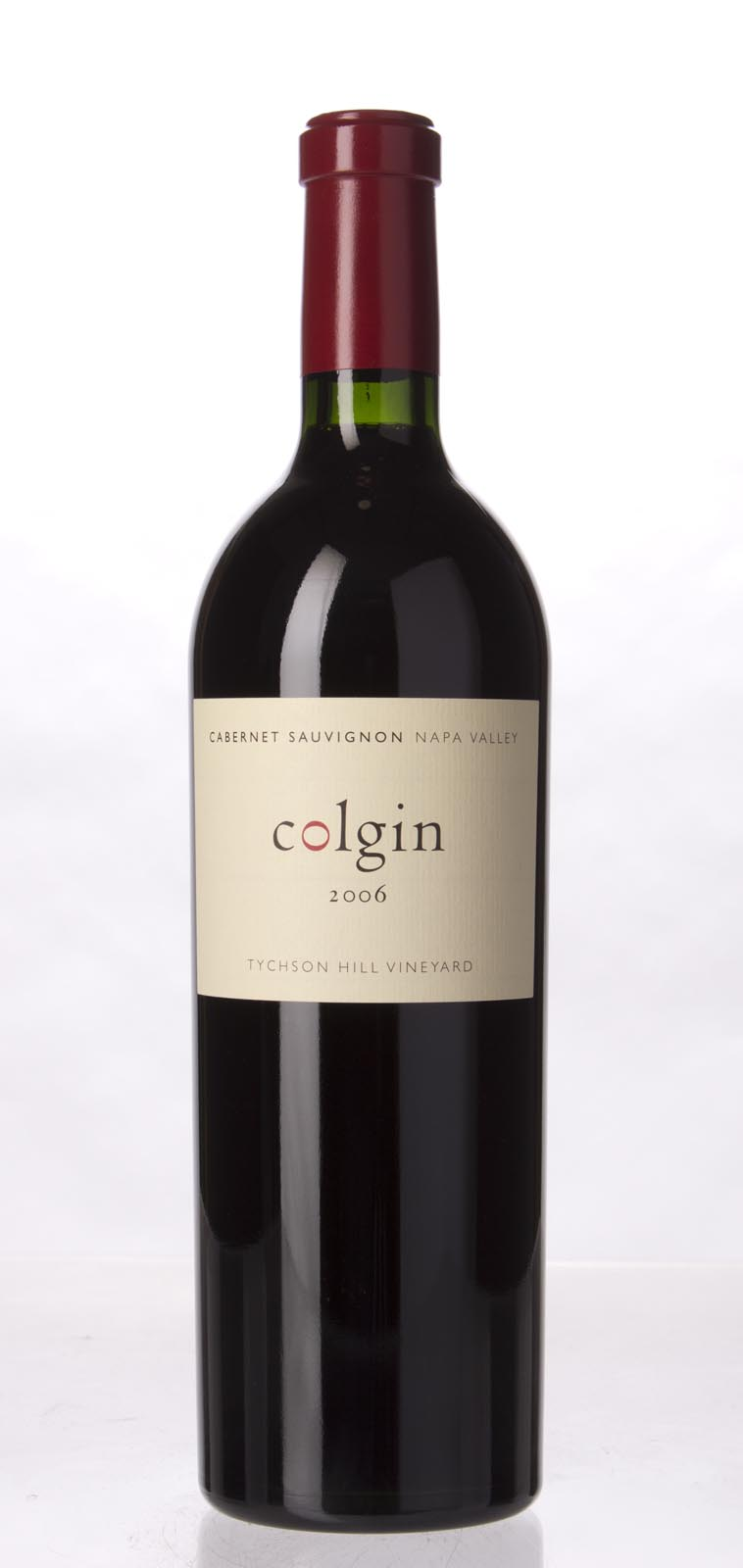 Colgin Cabernet Sauvignon Tychson Hill Vineyard 2006, 750mL (WA98) from The BPW - Merchants of rare and fine wines.
