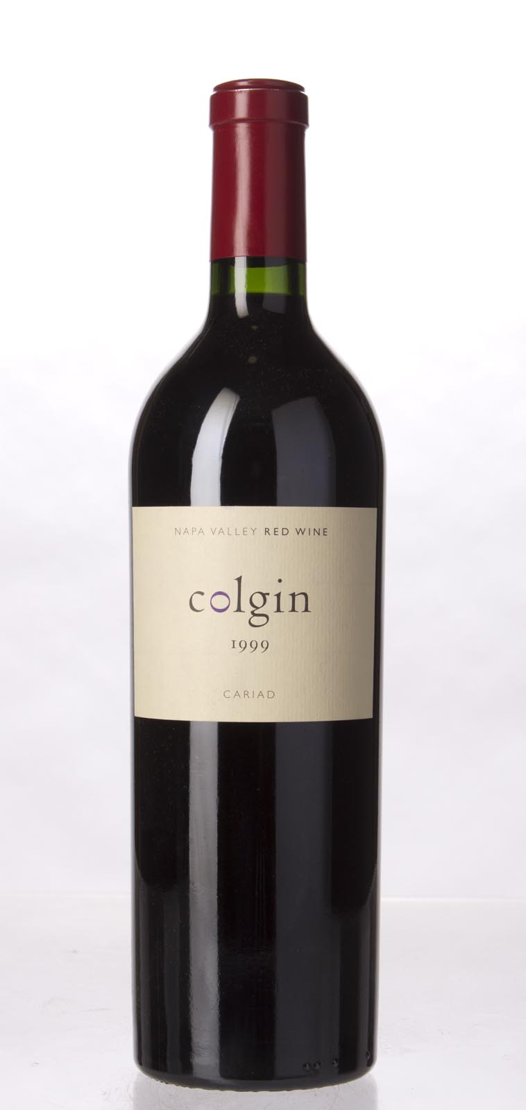 Colgin Proprietary Red Cariad 1999,  (WA94, ST93, WS92) from The BPW - Merchants of rare and fine wines.