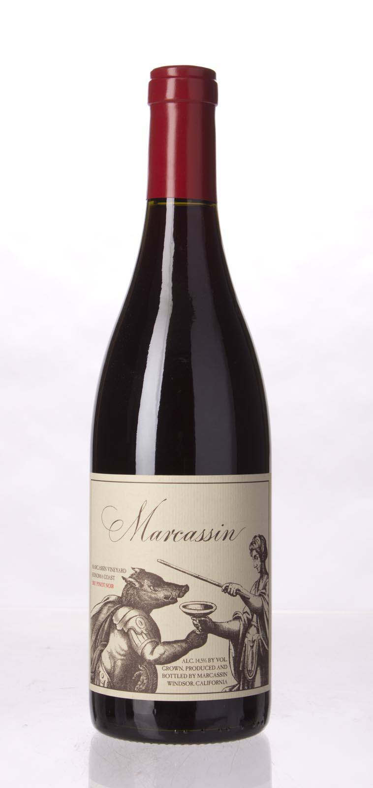 Marcassin Pinot Noir Marcassin Vineyard 2002, 750mL (WA98) from The BPW - Merchants of rare and fine wines.
