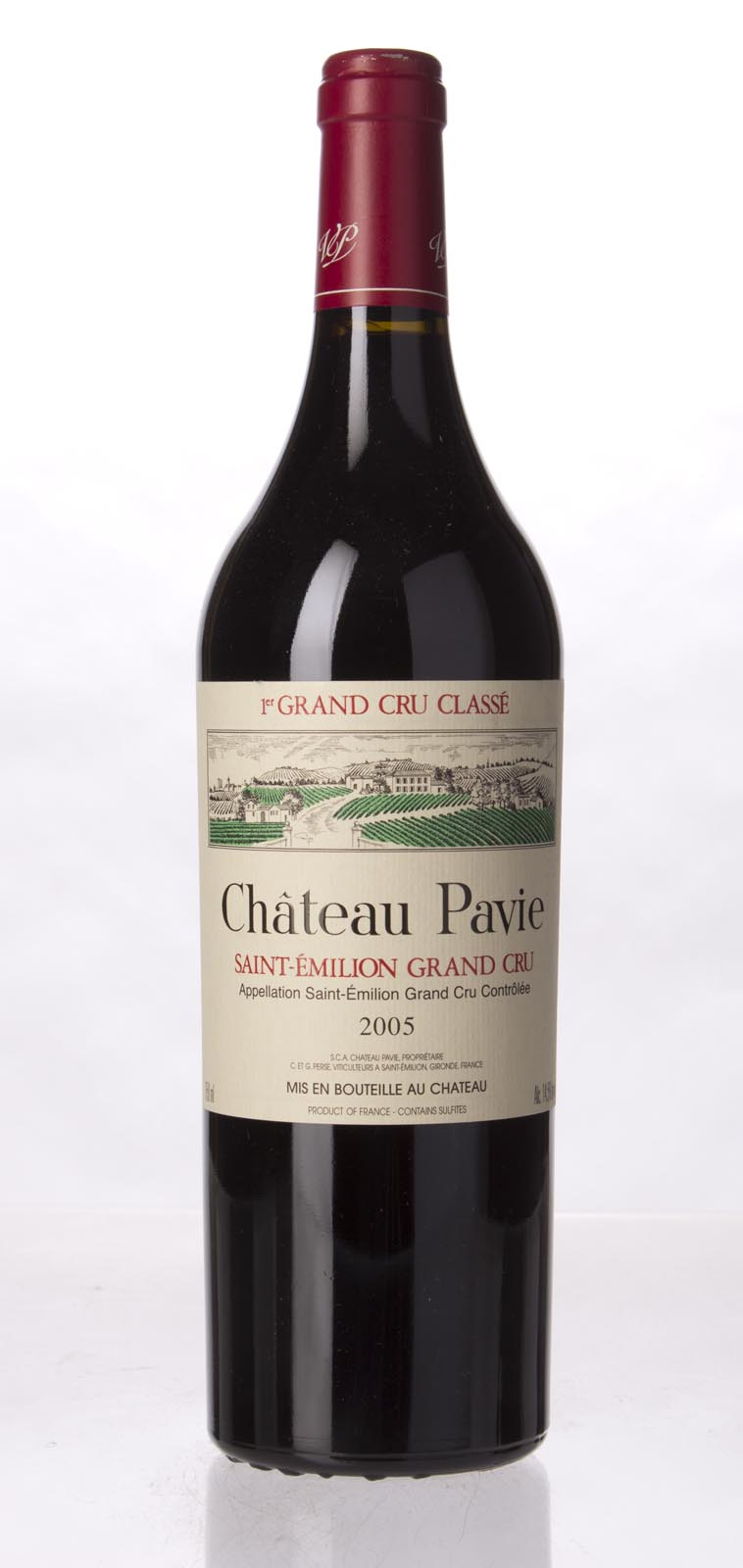Pavie 2005, 750mL (WA98+, WS100!!!) from The BPW - Merchants of rare and fine wines.