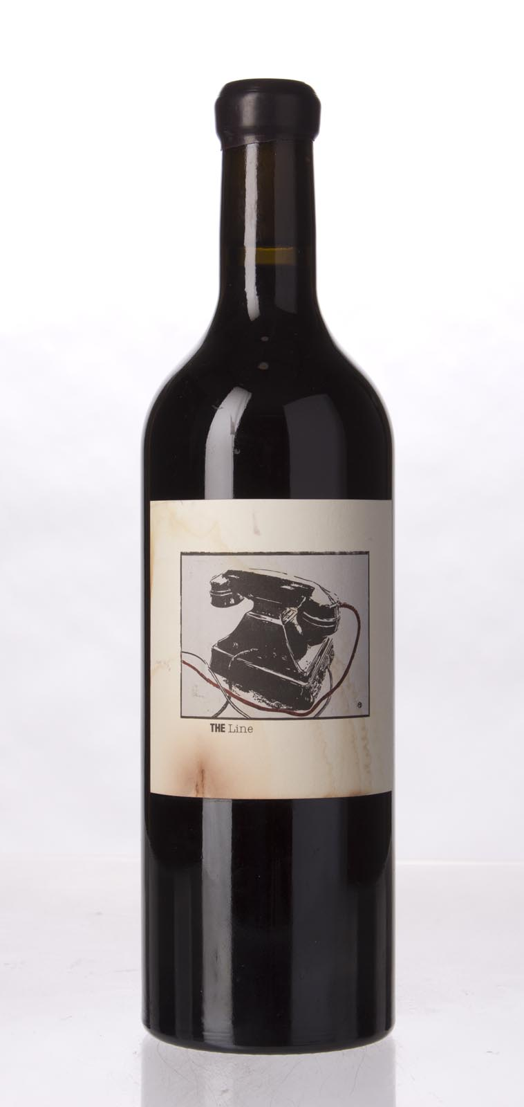 Sine Qua Non Grenache The Line 2008, 750mL (WA98) from The BPW - Merchants of rare and fine wines.