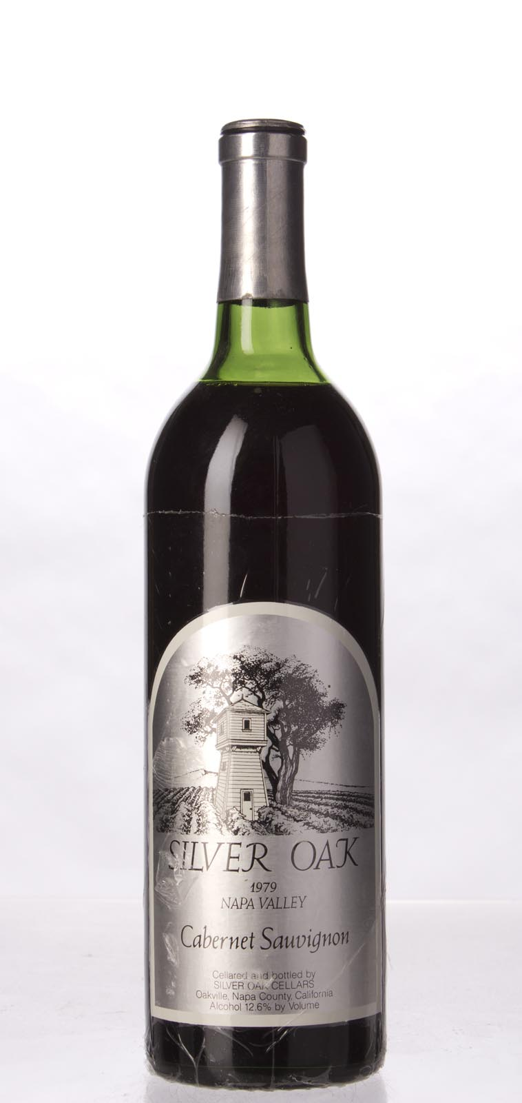 Silver Oak Cabernet Sauvignon Napa Valley 1979, 750mL () from The BPW - Merchants of rare and fine wines.