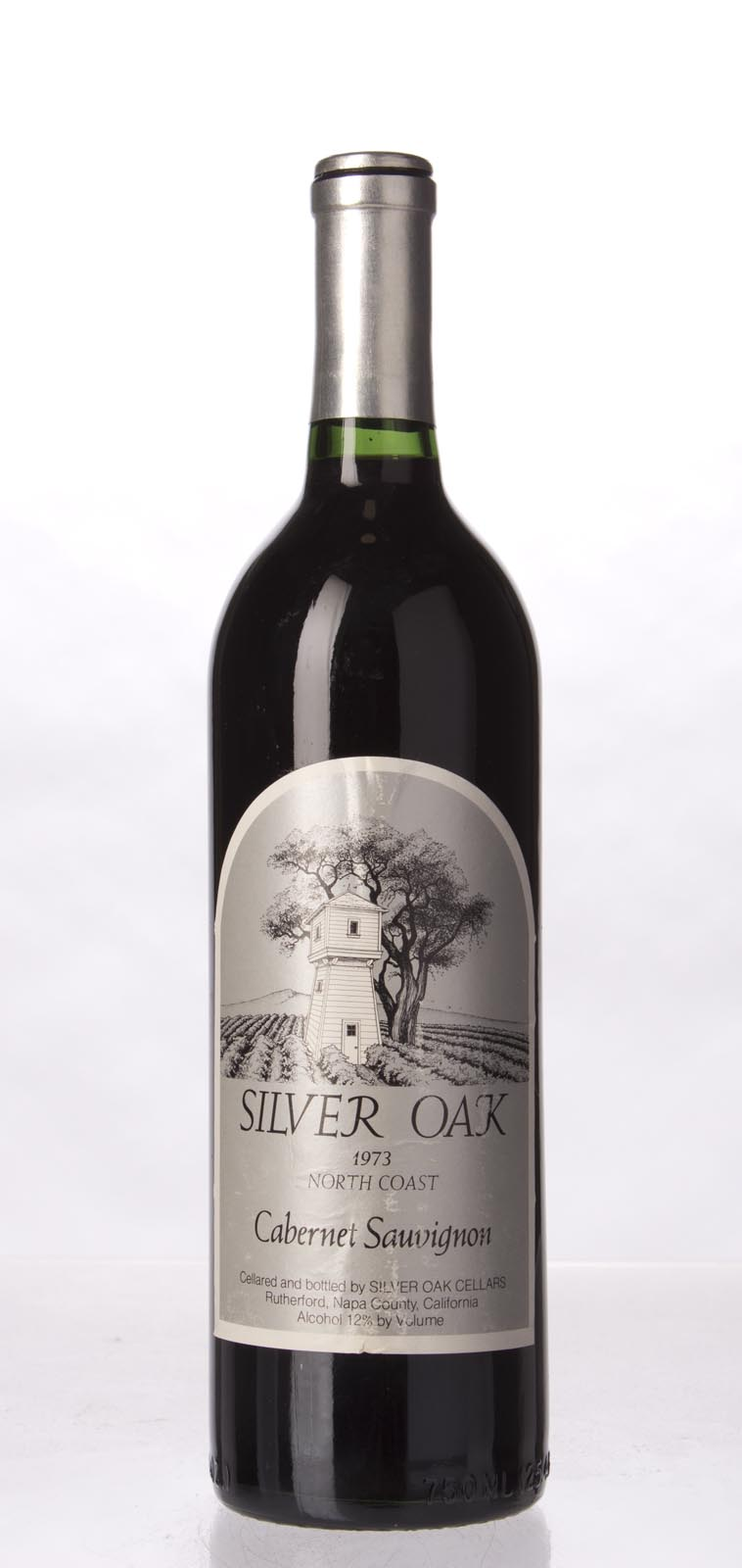 Silver Oak Cabernet Sauvignon North Coast 1973, 750mL () from The BPW - Merchants of rare and fine wines.
