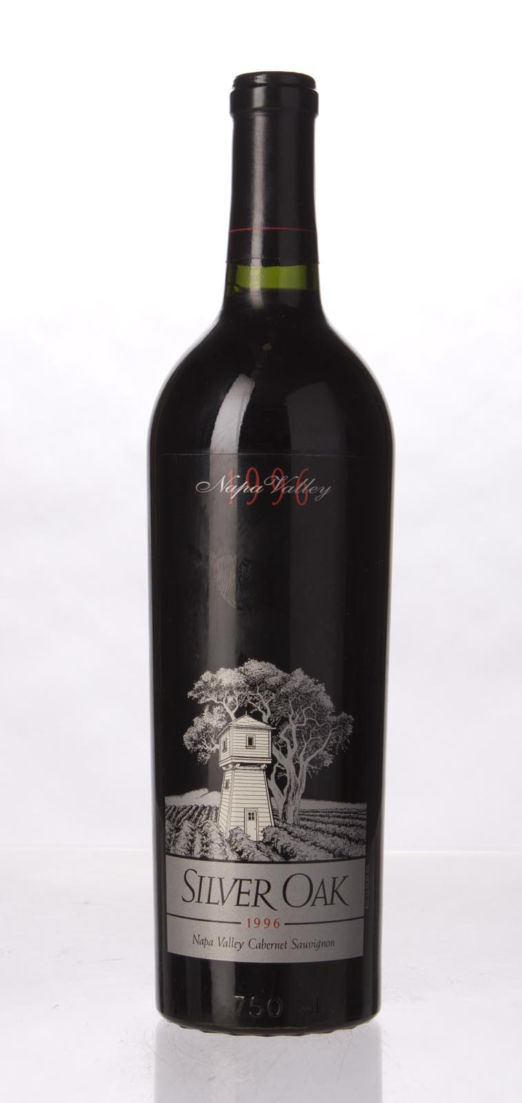 Silver Oak Cabernet Sauvignon Napa Valley 1996, 750mL (WA91) from The BPW - Merchants of rare and fine wines.