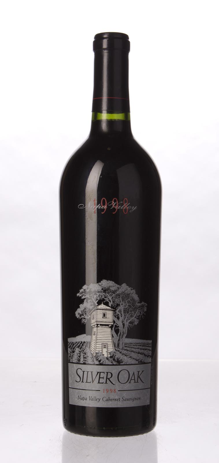 Silver Oak Cabernet Sauvignon Napa Valley 1998, 750mL (WA88) from The BPW - Merchants of rare and fine wines.