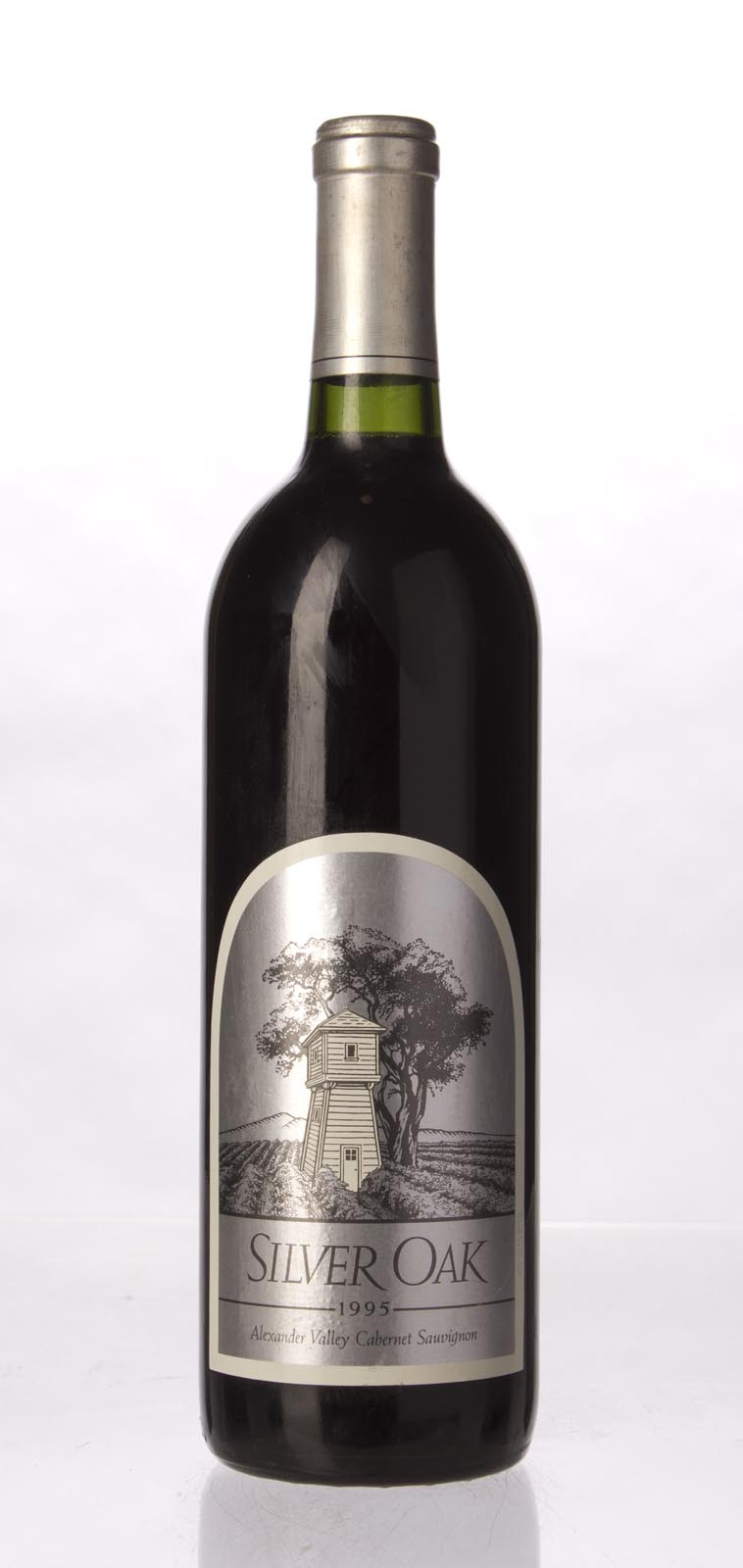 Silver Oak Cabernet Sauvignon Alexander Valley 1995, 750mL (WA94) from The BPW - Merchants of rare and fine wines.